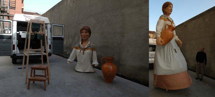 Avui 19 de novembre, fa 10 anys que la Sagrerina va arribar a la Nau Ivanow i a la Sagrera!